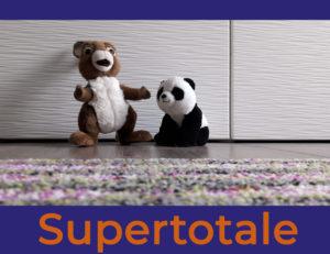 Einstellungsgrößen: Supertotale