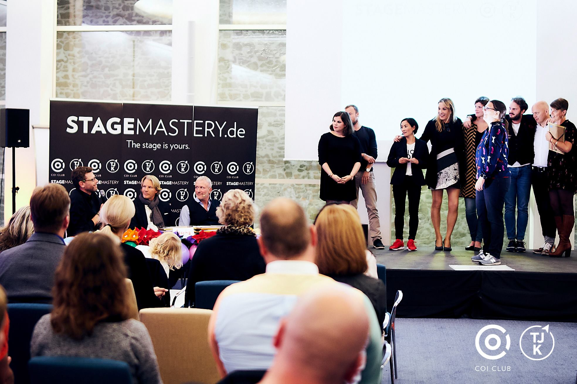StageMastery in Hamburg