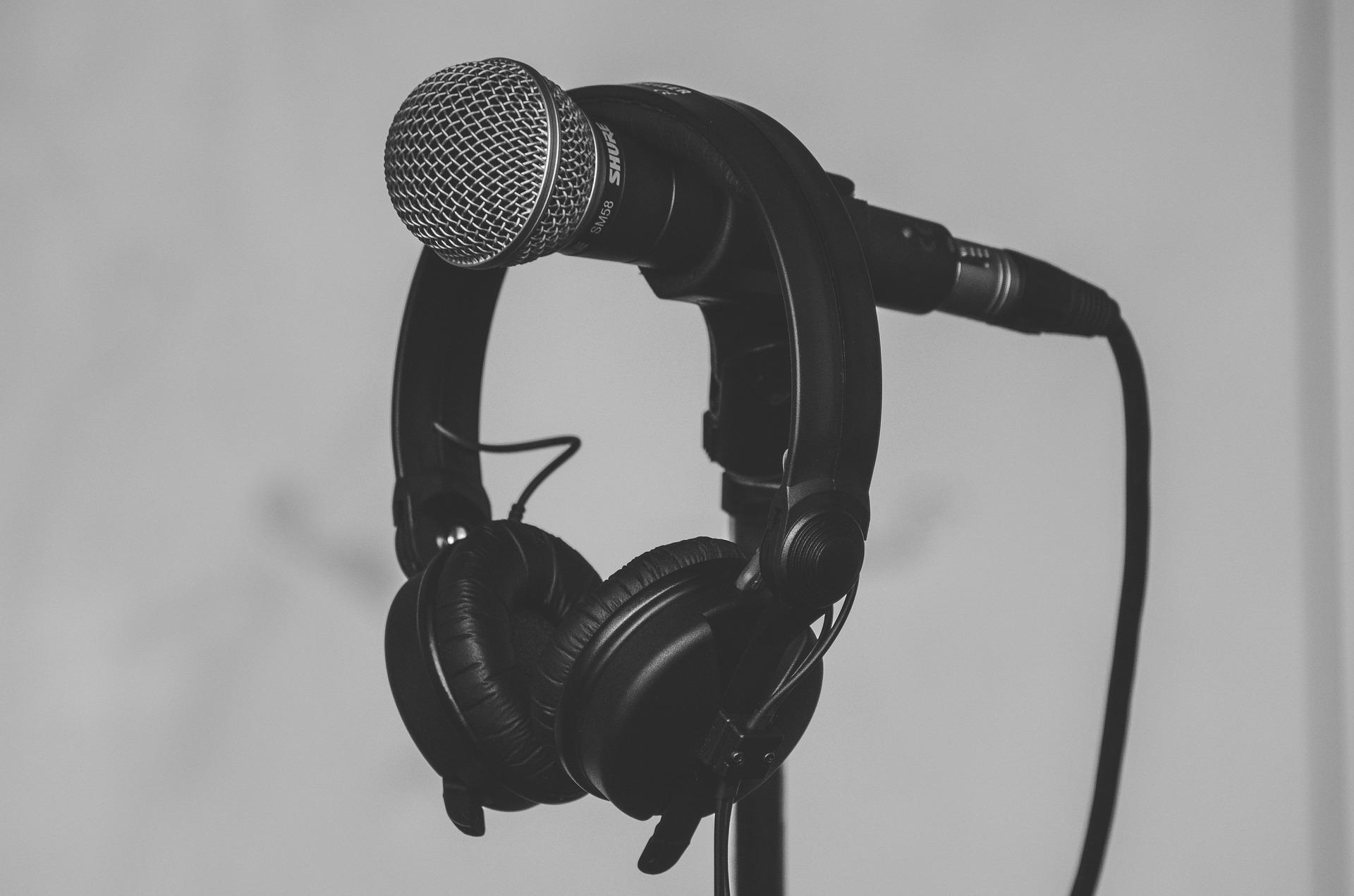 Audio Dienstleistungen von wk-MultiMedia