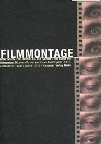 Videos schneiden - Literaturmepfehlung Filmmontage