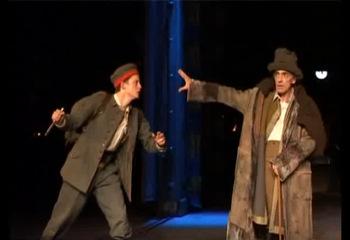 Screenshot Theateraufzeichnung Die Geschichte vom Soldaten